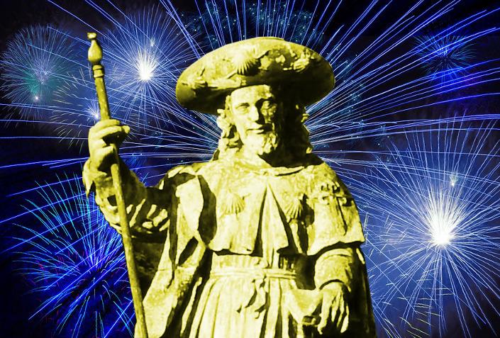 Happy Saint James 2016