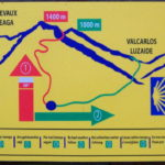 Winter closure of the Camino to Roncesvalles