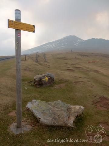 Croix Thibaud Camino
