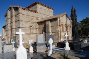 Santa Marta de Tera eglise romane