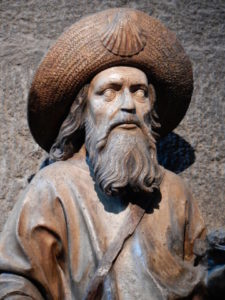 Saint Jacques de la cathédrale du Puy