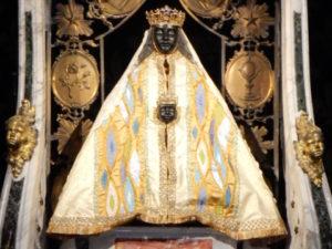 La Vierge noire du Puy