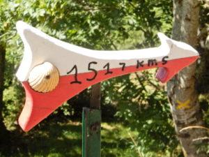 Voie du Puy - 1517km