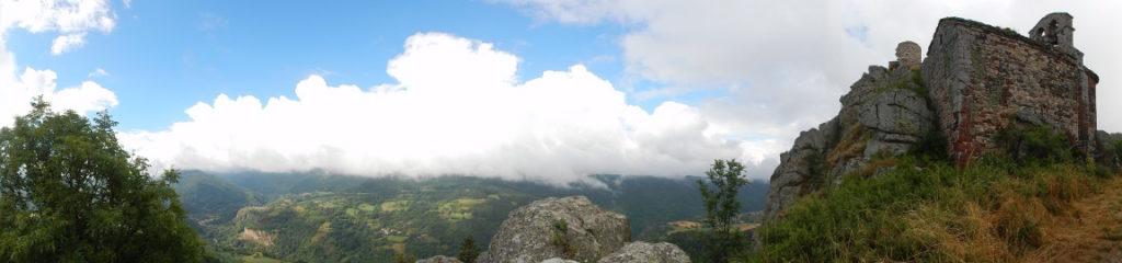 Podiensis - Rochegude - point de vue