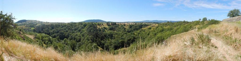 Podiensis - gorges Dolaison