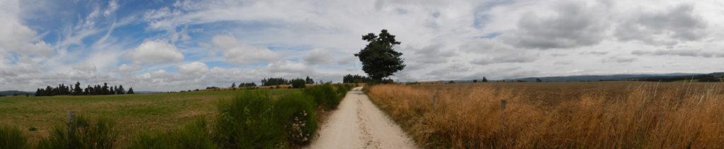 Podiensis - Margeride - Entre vert et secheresse