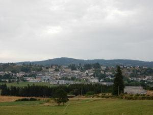 Podiensis - St Alban - vue sortie