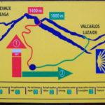 Fermeture hivernale du Chemin vers Roncevaux