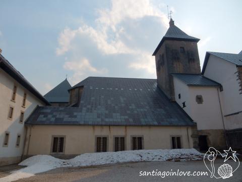 Roncevaux église