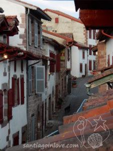 Rue citadelle, Saint Jean Pied de Port