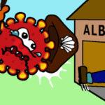 Coronavirus et Compostelle: ouverture des hébergements