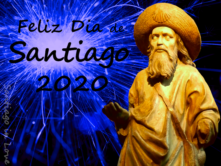 Joyeuse Saint Jacques 2020