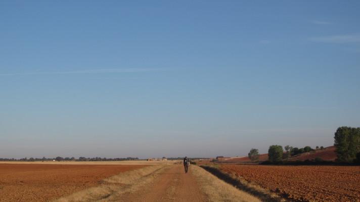 walking alone via plata