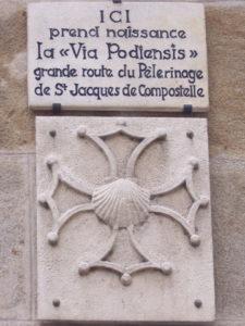 Departure via Podiensis