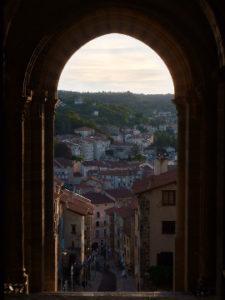 Leaving Le Puy