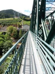 Monistrol - Eiffel bridge
