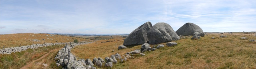 Podiensis - Aubrac - rocks