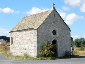 Podiensis - ChazeDePeyre - chapel