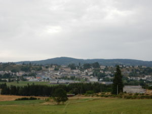 Podiensis - St Alban - view leaving