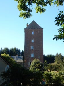 Podiensis - aubrac - English's tower