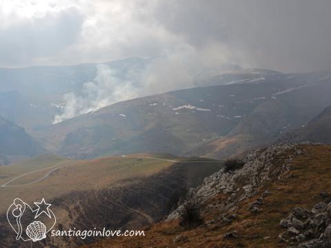 Basque mountain