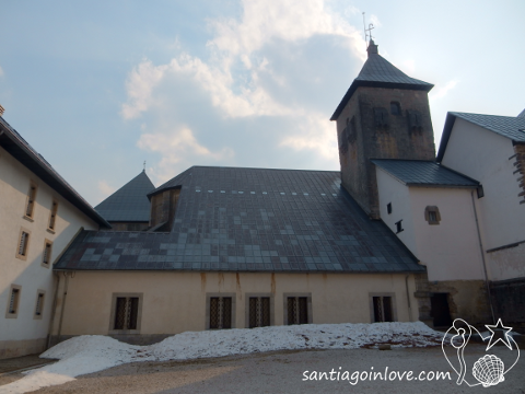 Roncesvalles church