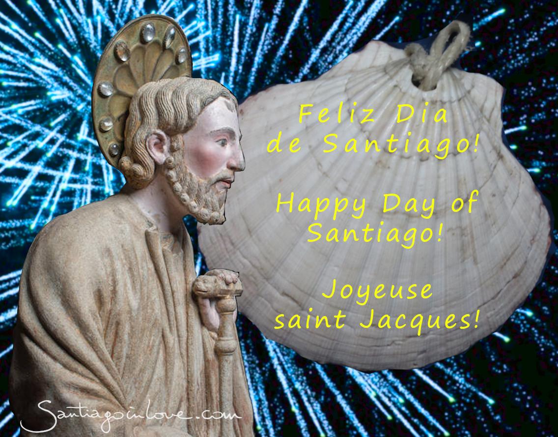 Saint James Day 2018