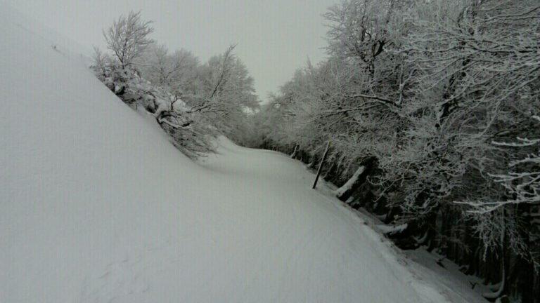 SJPP-Roncesvalles with snow - Pierre Bouresmau - CC