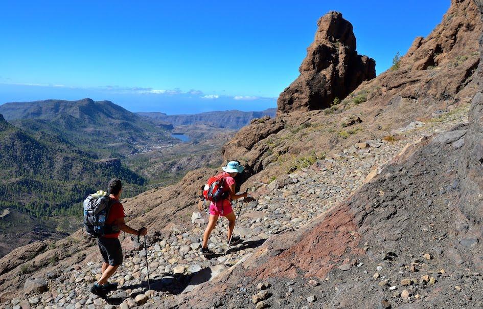 unusual Caminos - Camino de Gran Canarias - photo blog el camino de santiago desde Asturias