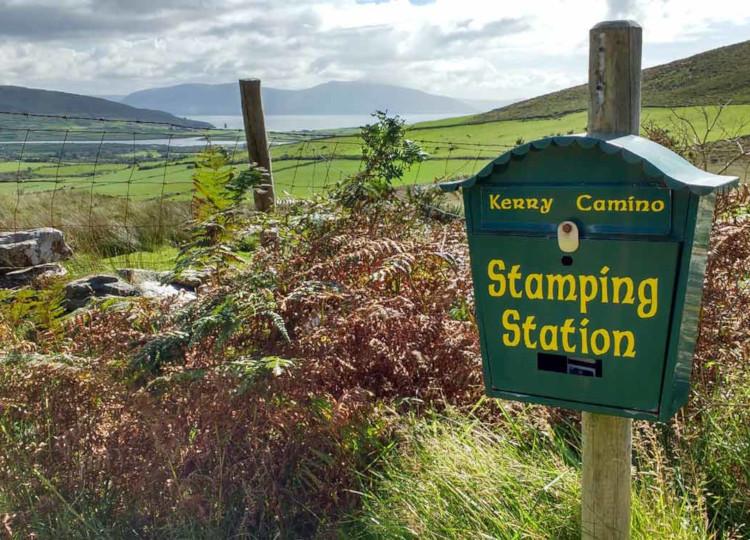 unusual Camino - Kerry Camino - Dingle Gate Hostel
