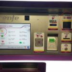 Self-service machine, combinado cercanias