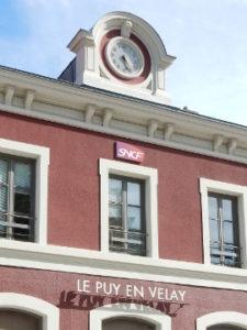 Arriver en train au Puy... tout un voyage dans le voyage