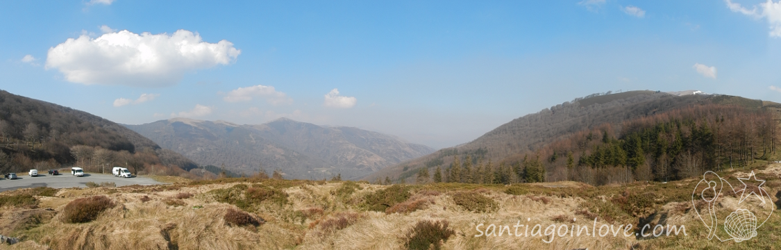 vallée Valcarlos col Ibaneta